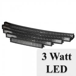 Светодиодные балки изогнутые, Led bar Curved Светодиоды мощностью 3W каждый