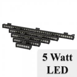 Светодиодные балки , Led bar black edition Светодиоды мощностью 5W каждый