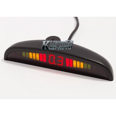 Парковочный радар Mitsumi 2623 (4 датчика Черный)