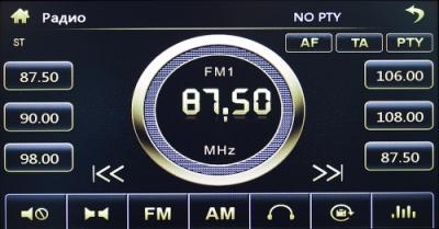 Штатные автомагнитолы с LCD дисплеем для автомобилей KIA SORENTO 2013