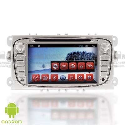 Штатная магнитола Ford Mondeo (ST-6512) Android RedPower