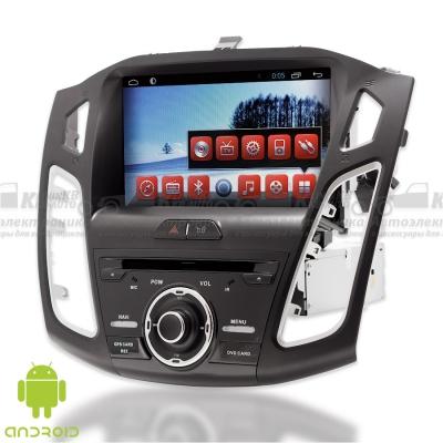 Штатная магнитола Ford focus III  (ST-9004) Android RedPower