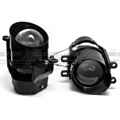 """Линзы в ПТФ 3,0"""" Н11 - (GT-551-2007H/L)"""