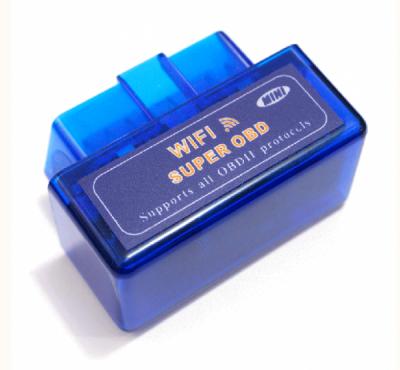 Диагностический сканер OBD Wi-Fi ELM327 Mini