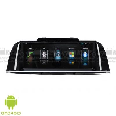 Штатная магнитола RedPower  BMW F10 (5)  (D90-2058) Android