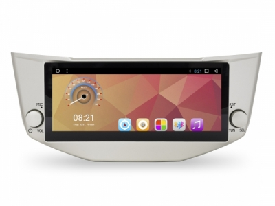 Штатная магнитола Lexus RX 350 (D90) RedPower Android7 T3/1G