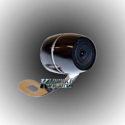 Автомобильная камера RedPower 1010-А (Супер малая 170град) без разметки.