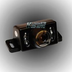 Автомобильная камера RedPower 1016 (Накладная с ИК) с разметкой.