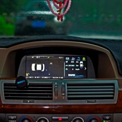 "Штатная магнитола BMW 7 E65/E66 9"" (D90-2806) Android 7 (T3/2G)"