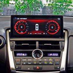 Штатная магнитола Lexus NX300h/200 (15-17)(8772) T3/2 Android7