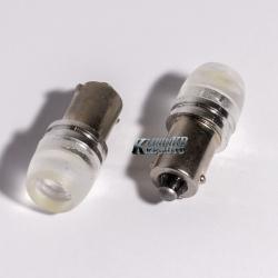 Габаритные лампы BA9 - HP+1Watt вогнутая линза