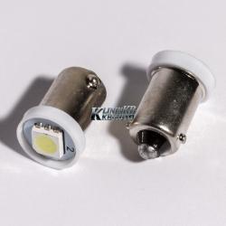 Габаритные лампы BA9S-5050 1smd
