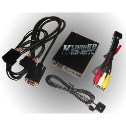 Видеоадаптер RedPower для NISSAN RGB.