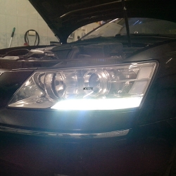 Доработка фар Hyundai Sonata