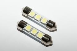Габаритные лампы C5W FT-5050-014-3 диода 39mm в стекле