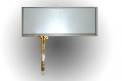 4,4″ Сенсорное стекло