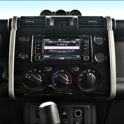 Toyota FJ Cruiser замена магнитолы на Winca S100