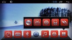 Штатная магнитола Kia Sorento 2013-2014 (ST-8164) Android Red Power