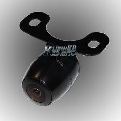 Автомобильная камера RedPower T-605 Black (170*/с разметкой/PAL) суп.малая