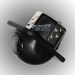 Автомобильная камера RedPower T-609С Black (170*/с разметкой/NTSC)18мм