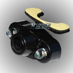 Автомобильная камера RedPower T-610 Black (170*/без разметки/NTSC) светодиодная подсветка