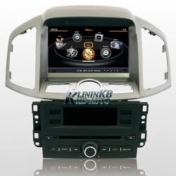 Штатная магнитола Chevrolet Captiva C109 Winca S100
