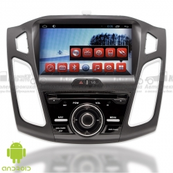 Штатная магнитола Ford focus III  (ST-9004) Android RedPower