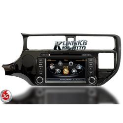 Штатная магнитола KIA Cerato C204 Winca S100