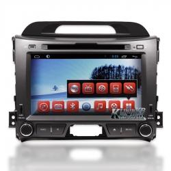 Штатная магнитола для Kia Sportage 2010-2014 (ST-8238) Android RedPower