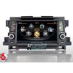 Штатная магнитола Mazda CX-5, Штатная магнитола Mazda 6 C212 Winca S100