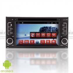 Штатная магнитола Subaru Forester  2007-2012 (6206) Android RedPower