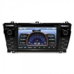 Штатная магнитола Toyota Corolla 2013 (W2-9156T) Witson
