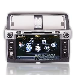 Штатная магнитола Toyota Prado 150 Рестайлинг (W2-C347) WincaS100