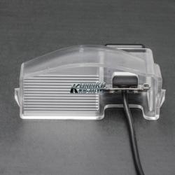 Камера заднего вида RedPower для Mazda 2, Mazda 3 4D/5D (2003-2009, 2009-2013) тип 3