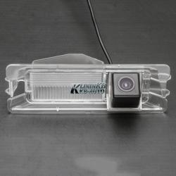 Камера заднего вида RedPower для Nissan Micra K13 2010+ (плафон)
