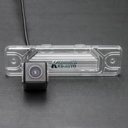 Камера заднего вида RedPower для Renault Koleos