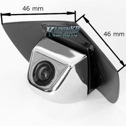 Камера в логотип RedPower Mercedes-Benz / Камера переднего вида Mercedes
