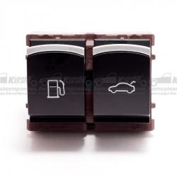 Кнопки бензобака и багажника  VW Passat B6, B7, CC