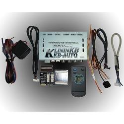 Видеоадаптер RedPower для Mercedes-Benz