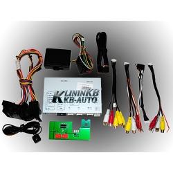 Видеоинтерфейс RedPower для AUDI A4