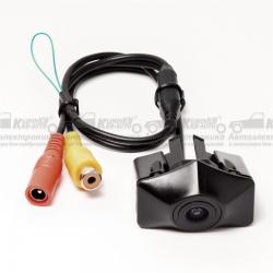 Камера переднего вида RedPower Audi A6  12-13