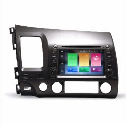 Штатная магнитола Honda Civic 06-11 (V5710) 8core/4gb/32gb Android8