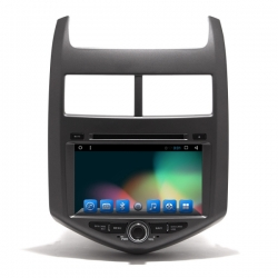 Штатная магнитола Chevrolet Aveo (K8066) Android RP