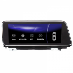 Штатная магнитола Lexus RX 09-14 (8778) TS9/4/64 Android8