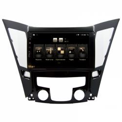 "Штатная магнитола  Hyundai Sonata 11-15 9"" BX 4/64 Android 10"