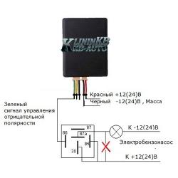 Купить автомобильный GPS трекер М25a в Украине по низкой цене!