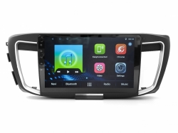 Штатная магнитола Honda Accord 9 (HD105)LSQ Star T3/Android7