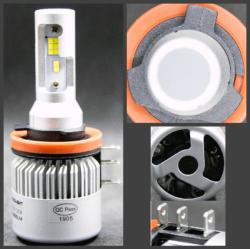 Світлодіодний комплект Car-Prolight-LED-H15-8000LM