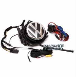 Камера в логотип Volkswagen Golf, V, VI, Passat B6 4D, B7 4D, Passat CC RedPower