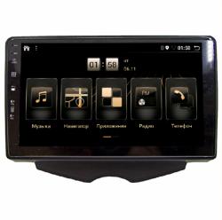 """Штатная магнитола  Hyundai Veloster 9"""" BX 4/64 Android 10"""
